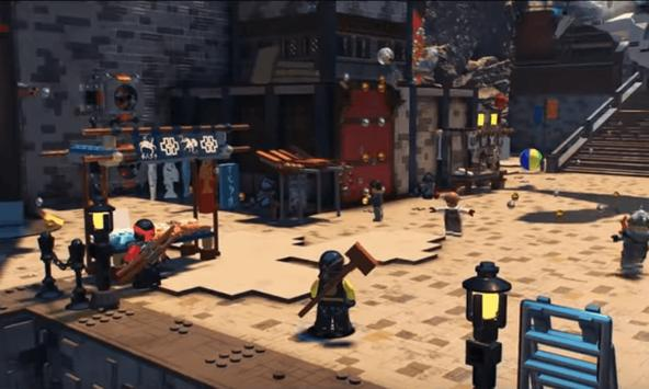 Crossword LEGO Ninjago Assasin screenshot 2