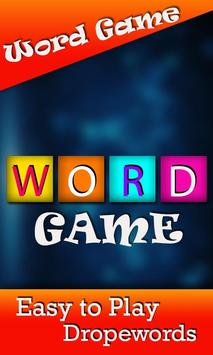 Word Game - Match The Words 2018 poster