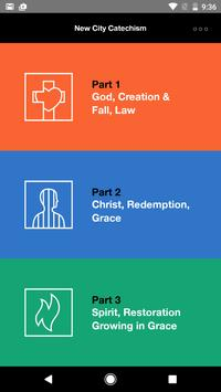New City Catechism poster
