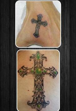 cross tattoos apk screenshot