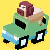 Crossy Dog Road icon