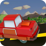 Road of Crossy - Car Chase APK