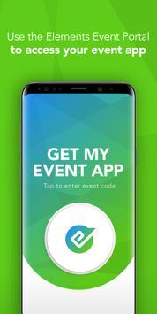 Elements Event Portal poster
