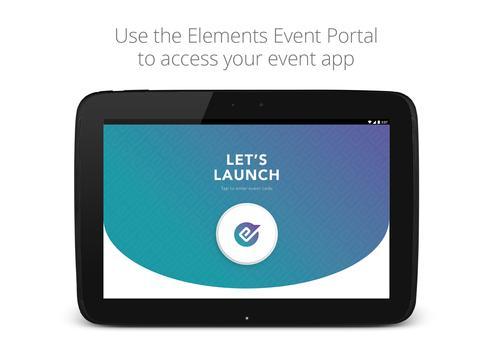 Elements Event Portal screenshot 3