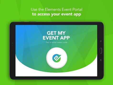 Elements Event Portal screenshot 6
