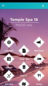 TS18 Maldives poster