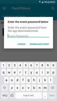 The UPS Store Convention 2018 apk screenshot