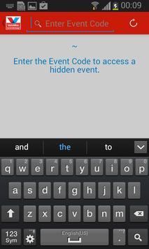 VIOC Events apk screenshot
