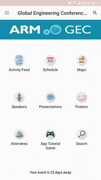 ARM GEC apk screenshot