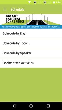 IQA 58th National Conference apk screenshot