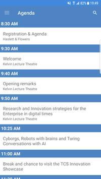 TCS Innovation Forum 2017 apk screenshot