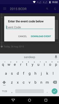 2015 AT&T BCDR apk screenshot