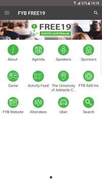 FYB Events apk screenshot