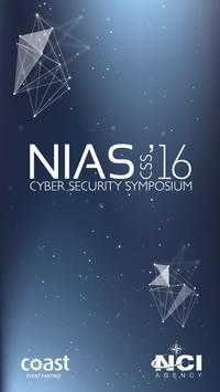 NIAS App poster