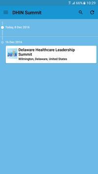 DHIN Healthcare Summit apk screenshot