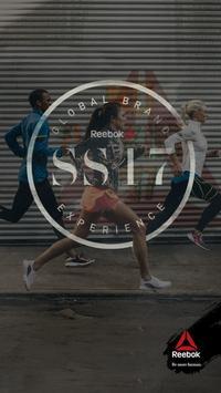 Reebok Brand Experience poster