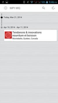 MPI Montreal & Quebec Events screenshot 1