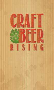 Craft Beer Rising poster