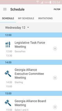 Georgia Alliance apk screenshot