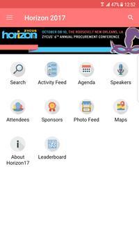 Zycus Horizon 2017 apk screenshot