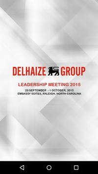 Delhaize Group Events poster