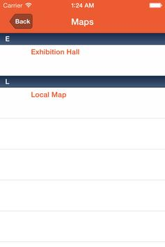 HCI Events apk screenshot