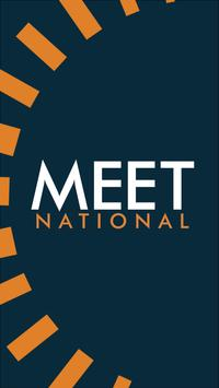 MEET National poster