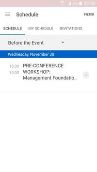 NALP Events apk screenshot