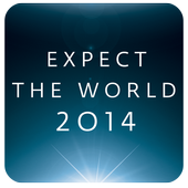 Expect the World 2014 icon