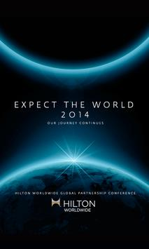 Expect the World 2014 poster