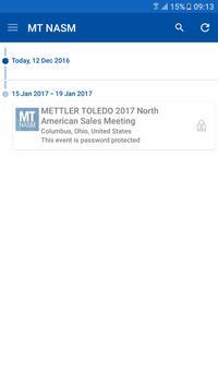 METTLER TOLEDO: Sales Meeting poster