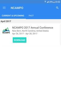 NCAMPO apk screenshot