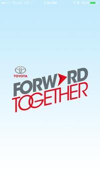 Toyota NDM Canada poster