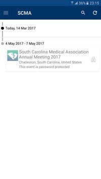 SC Medical Association poster