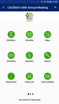 CACRAO Events apk screenshot