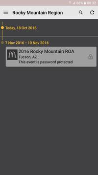 McDonald's Rocky Mountain poster