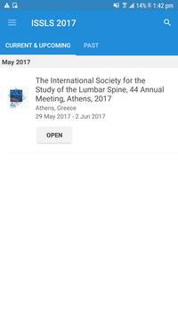 ISSLS2017 apk screenshot