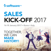 Software AG's Sales Kick-Off icon