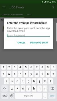 John Deere Classic Events apk screenshot