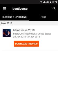 Identiverse screenshot 2