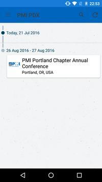 PMI Portland apk screenshot