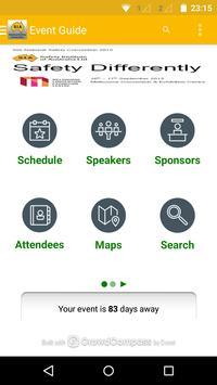 SIA Events screenshot 2