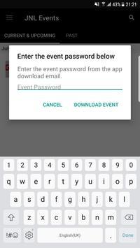 Jackson Events & Meetings apk screenshot
