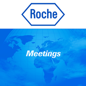 Roche Global Meetings icon