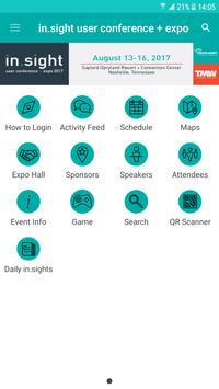 2017 in.sight user conference apk screenshot