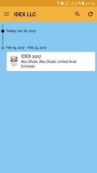 IDEX LLC screenshot 1