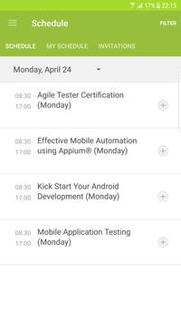 Mobile IoT Dev + Test 2017 apk screenshot