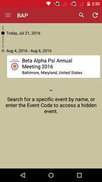 Beta Alpha Psi apk screenshot