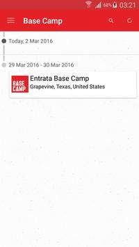 Entrata Base Camp apk screenshot