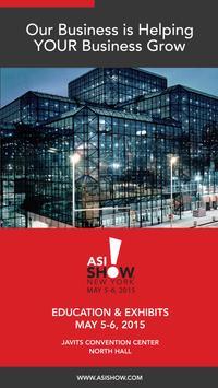 """ASI New York 2015"" poster"